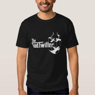 Der GodTwitter T - Shirt, dunkel Shirt