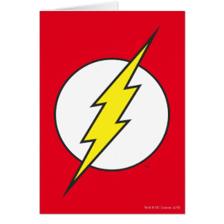 Der grelle   Blitz-Bolzen Karte