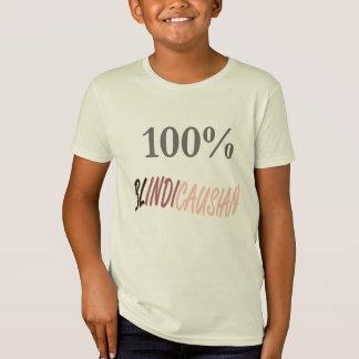 Der grundlegende T - Shirt 100% Blindicausian