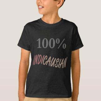 Der grundlegende T - Shirt 100% Indicausian Kinder