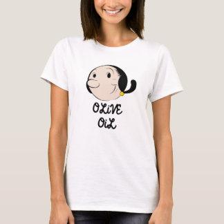 Der grundlegende T - Shirt der Cartoon-Frauen