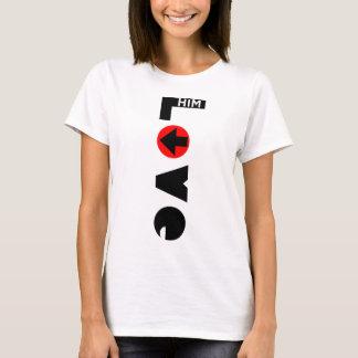 Der grundlegende T - Shirt der Liebe-er