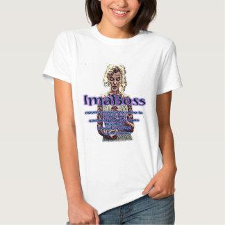Der grundlegende T - Shirt der lila bezaubernden