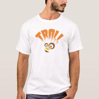 Der grundlegende T - Shirt der Schleppangel-Männer