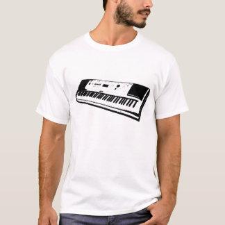 Der grundlegende T - Shirt der Tastatur-Männer