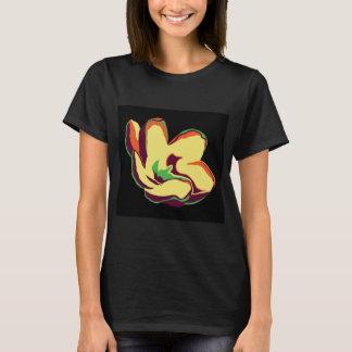 Der grundlegende T - Shirt der tropischen
