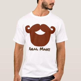 Der grundlegende T - Shirt der wirklichen