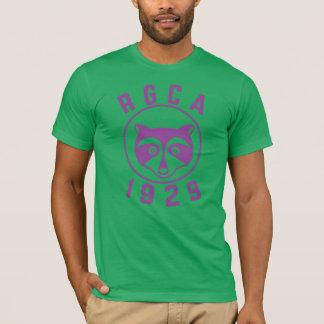 Der grundlegende T - Shirt-lila Logo RGCA Männer T-Shirt