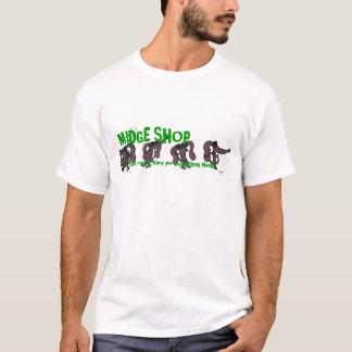 Der grundlegende T - Shirt ZUCKMÜCKEN-GESCHÄFT