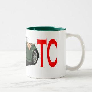 Der grüne TC Kaffeehaferl