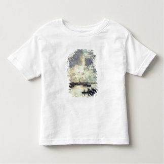Der Hafen, c.1895 (Öl auf Platte) Kleinkinder T-shirt