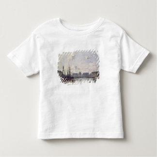 Der Hafen des Handels, Le Havre, 1892 Kleinkinder T-shirt