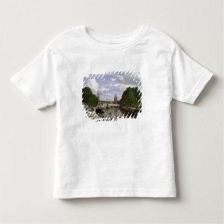Der Hafen in Quimper, 1857 Kleinkinder T-shirt