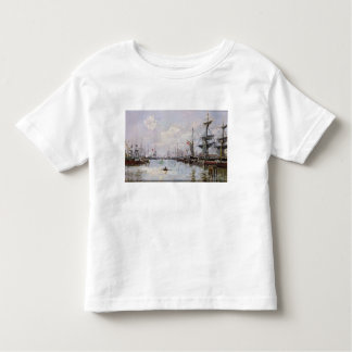 Der Hafen Kleinkinder T-shirt