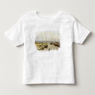 Der Hafen von Dragor, 1826 Kleinkinder T-shirt