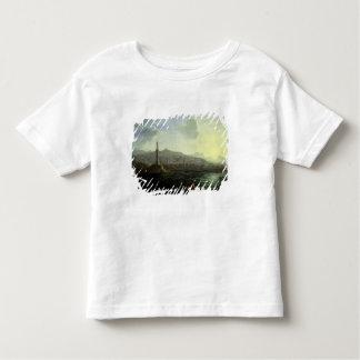 Der Hafen von Genua, Meer Ansicht Kleinkinder T-shirt