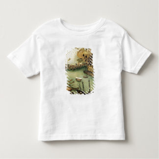 Der Hafen von Sevilla, c.1590 Kleinkinder T-shirt