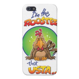 Der Hahn der Usta Hülle Fürs iPhone 5
