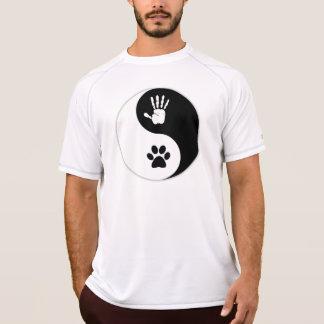 Der HandToPaw der Männer Feuchtigkeit-Docht T - T-Shirt