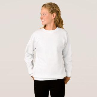 Der Hanes ComfortBlend® der Mädchen Sweatshirt