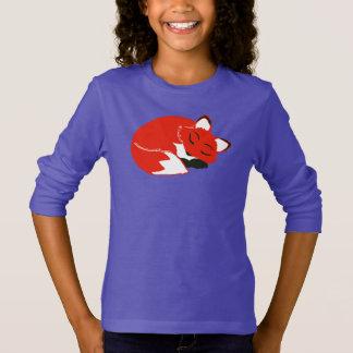 Der Hanes ComfortBlend® Fox-Mädchen Sweatshirt, T-Shirt