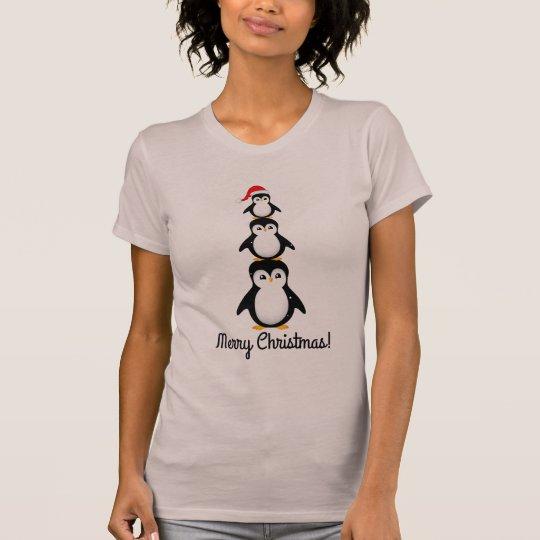 Der Hanes der Penguins-Frauen Nano-T - Shirt