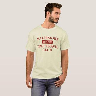 Der helle T - Shirt der