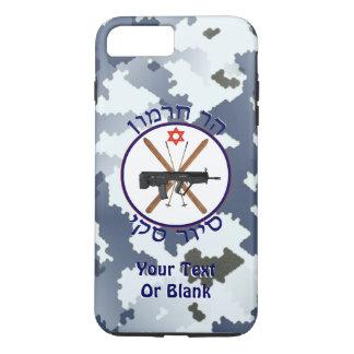 Der Hermon-Ski-Patrouille iPhone 8 Plus/7 Plus Hülle