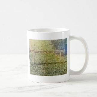 Der Hitching Posten Kaffeetasse