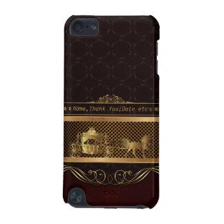 Der Hochzeit goldener Luxuskasten iPod-Touch-5 iPod Touch 5G Hülle