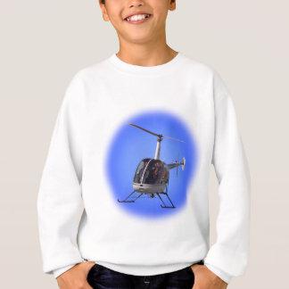 Der Hubschrauber-Sweatshirt-coole Chopper-Shirts Sweatshirt