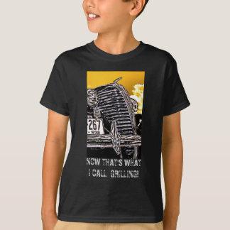 Der Hudson-Coupé-Vintages Automobil-T-Shirt 1938 T-Shirt