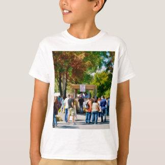 Der Hudson-Tal-Knoblauch-Festival T-Shirt