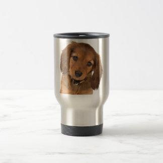 der Hund Reisebecher