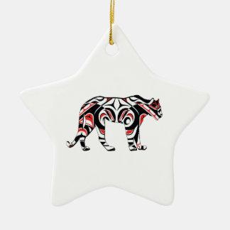 Der Huntress Keramik Ornament