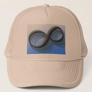Der Hut von Unendlichkeit Truckerkappe