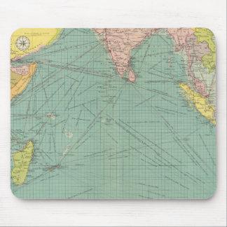 Der Indische Ozean 3 Mauspads