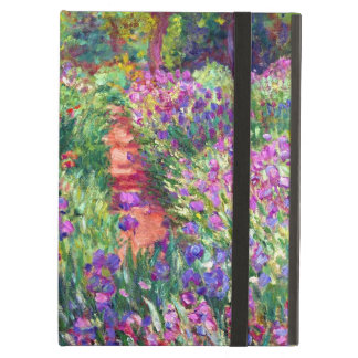 Der Iris-Garten durch Claude Monet