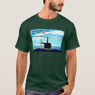 Der ist niedlicher Hubschrauber T-Shirt