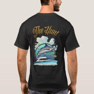 Der Jagd-Viking-Kreuzer T-Shirt