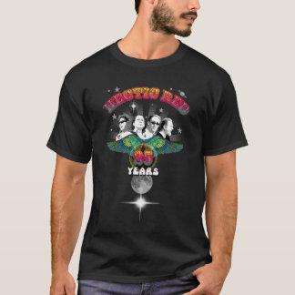 Der Jahrestags-Männer Stunde 25. das T-Stück T-Shirt