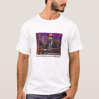 Der Jeff spricht über Material-T - Shirt