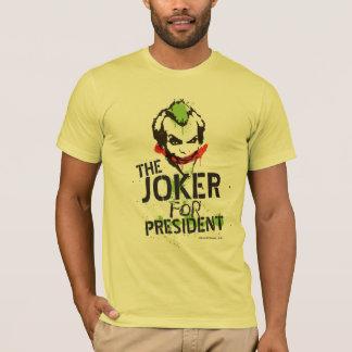 Der Joker für Präsidenten T-Shirt
