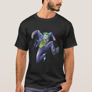 Der Joker springt T-Shirt