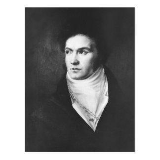 Der junge Ludwig van Beethoven 1806 Postkarte