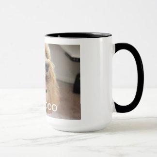Der Kaffee-Tasse Cockapoo Liebhabers! Tasse
