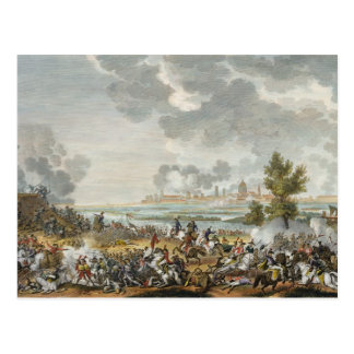 Der Kampf von Di Mantova, 29 Fructidor S. Giorgio, Postkarte