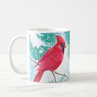 Der Kardinal - Kaffeetasse
