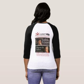 Der Kashchey der Frauen lang sleeved T-Shirt