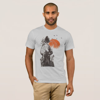Der Kateralan-Menschen-Baum T-Shirt